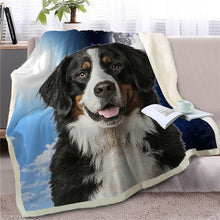 Load image into Gallery viewer, My Sun, My Moon, My Jack Russell Terrier Love Warm Blanket - Series 1