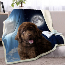 Load image into Gallery viewer, My Sun, My Moon, My Cocker Spaniel Love Warm Blanket - Series 1