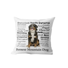Load image into Gallery viewer, Why I Love My English Bulldog Cushion Cover