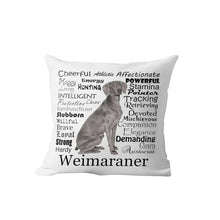 Load image into Gallery viewer, Why I Love My Mastiff Cushion Cover