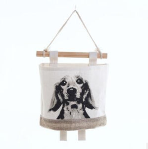 German Shepherd Love Multipurpose Door or Wall Hanging Storage Pouch
