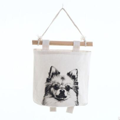 Chihuahua Love Multipurpose Door or Wall Hanging Storage Pouch