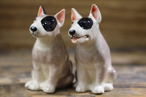 Beautiful Doggo Love Salt and Pepper Shakers - Series 1