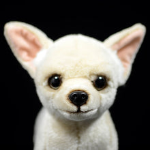 Load image into Gallery viewer, Lifelike Standing Chihuahua Soft Plush Toy