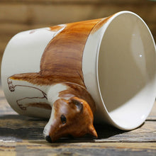Load image into Gallery viewer, Shiba Inu Love 3D Ceramic Cup