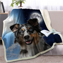 Load image into Gallery viewer, My Sun, My Moon, My Doggo Love Warm Blankets - Series 2