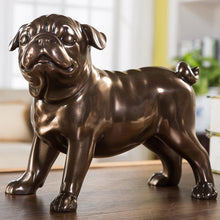 Load image into Gallery viewer, Pug Love Home Decor Resin StatueHome Decor