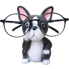 Load image into Gallery viewer, Pug Love Resin Glasses Holder FigurineHome DecorBoston Terrier