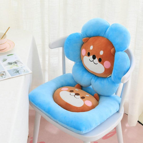 Shiba Inu Love Stuffed Plush Floor / Chair CushionHome Decor