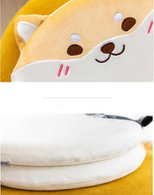 Load image into Gallery viewer, Shiba Inu Love Stuffed Plush Floor / Chair CushionHome Decor