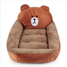 Load image into Gallery viewer, Shiba Inu Themed Pet BedHome DecorBearSmall