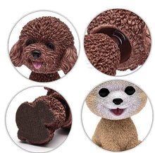 Load image into Gallery viewer, Smiling Yellow Toy Poodle / Cockapoo / Labradoodle Resin Bobble HeadCar Accessories