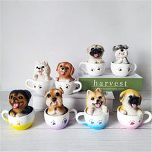 Load image into Gallery viewer, Teacup Rottweiler Desktop OrnamentHome Decor