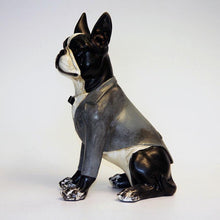 Load image into Gallery viewer, The Original American Gentleman Boston Terrier Resin SculptureHome Decor