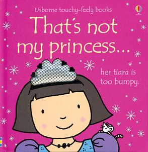 Usborne Touchy-Feely Books - That's not my...