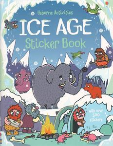 Usborne Ice Age Sticker Book