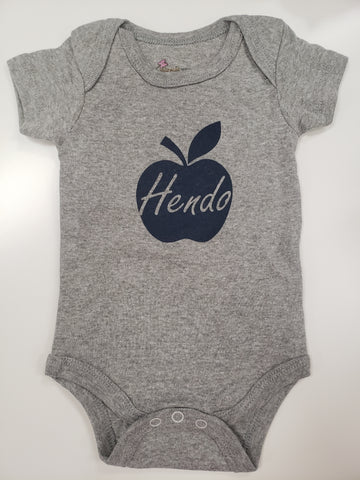 Apple Hendo Onesie