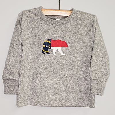 NC Bear Long Sleeved Shirt