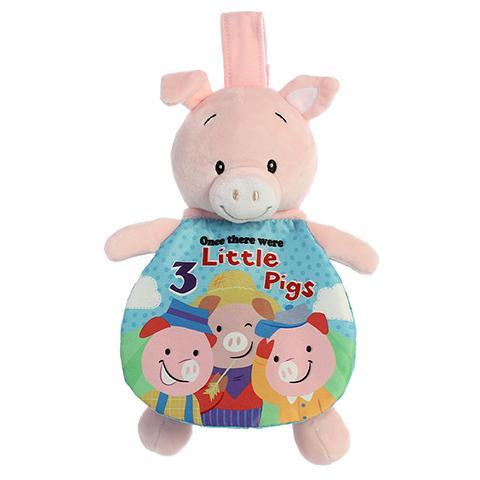 Story Pals Soft Book - Ebba - Assortment