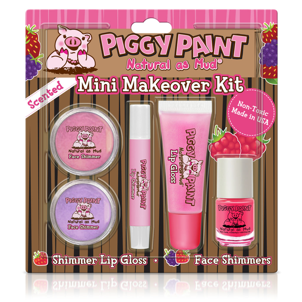 Mini Makeover Kit - Piggy Paint