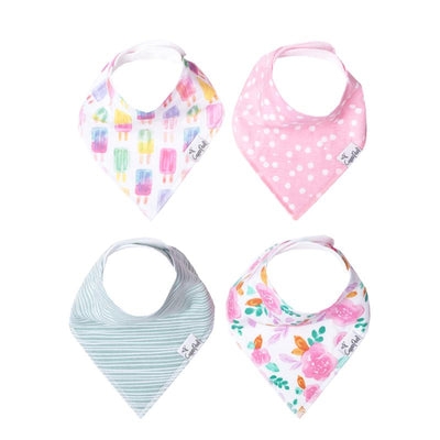 Copper Pearl Bandana Bibs - Assortment