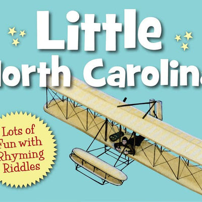 Little North Carolina Board Book