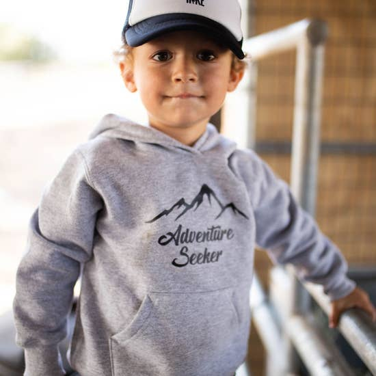Made of Mountains Adventure Seeker Hoodie