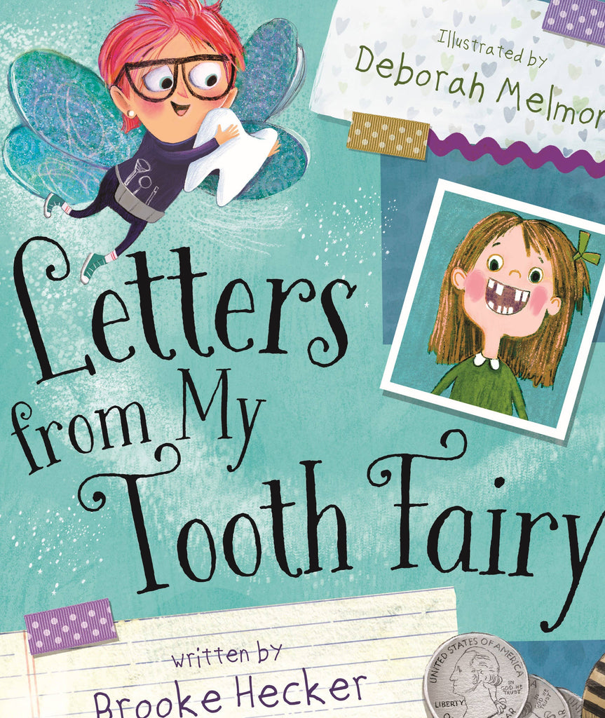 Letter from My Tooth Fairy Book