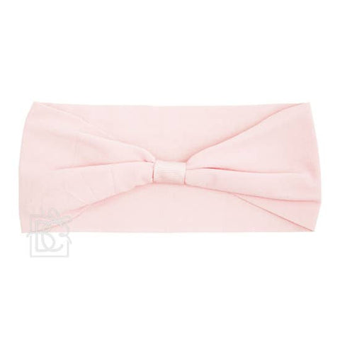 Beyond Creations Wide Pantyhouse Add-A-Bow Headband - VARIOUS COLORS