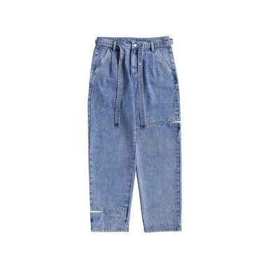 Pekin Blue Denim Pants