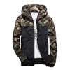 giraffegalaxy outerwear INGENUITY Camouflage Windbreaker (3 colors)