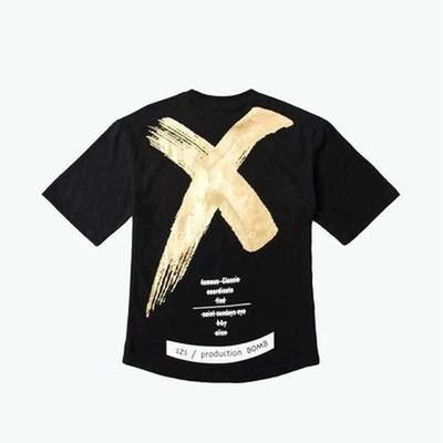 Hype Fits top S / Gold X Hype Gear Tee (2 colors)
