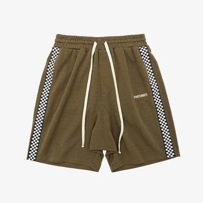 Hypest Fit Army Green / S FORTUNATE Shorts