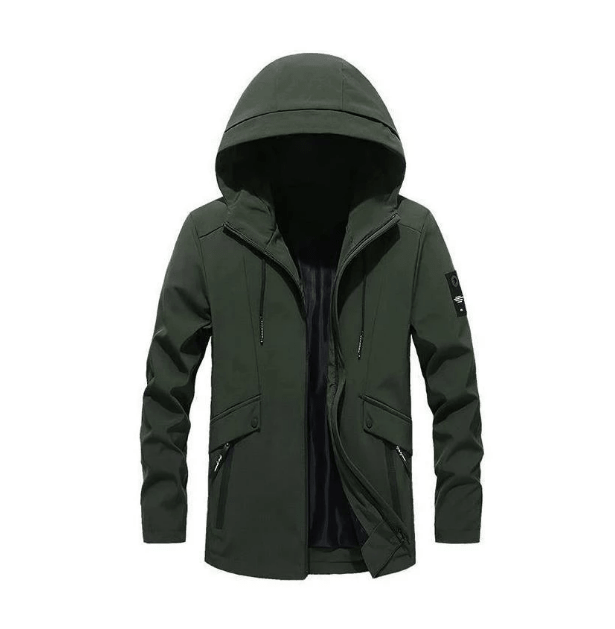 Hypest Fit Army Green / S MORAINE JACKET