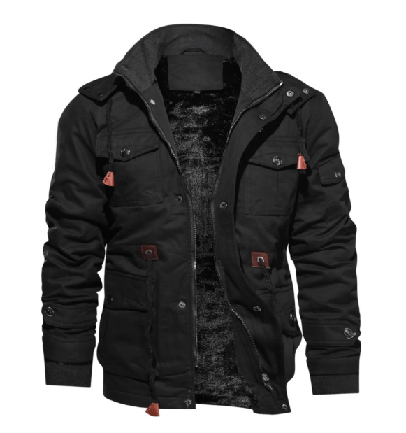 Hypest Fit Black / S GOBI COMMANDERS JACKET