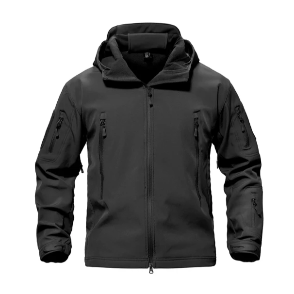 Hypest Fit Black / XS WALKER TACTICAL JACKET