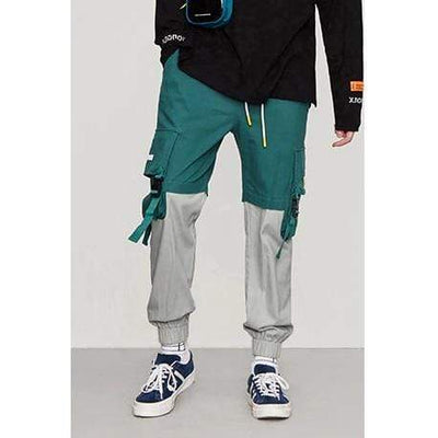 Hypest Fit Blue-gray / S HOVER Cargo Pants