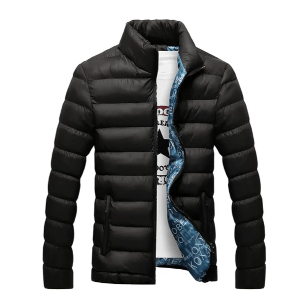 Hypest Fit BLUE HIDE PADDED JACKET