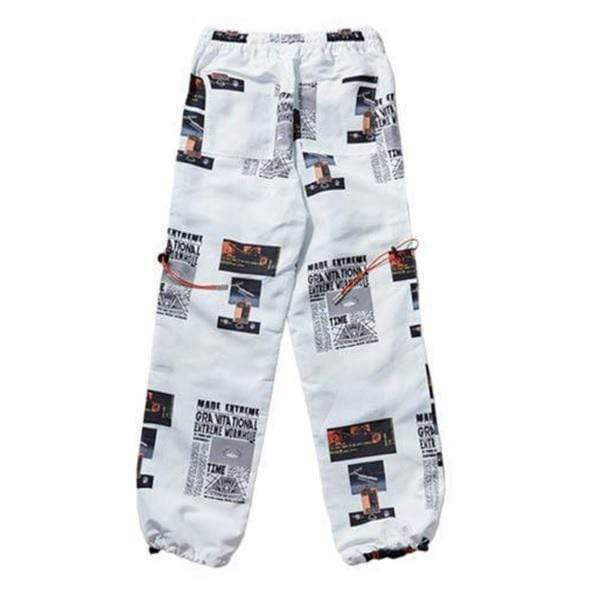 Hypest Fit bottoms ATOMIC Nuclear Joggers