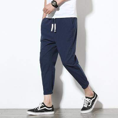 Hypest Fit BROOKLYN Linen Joggers