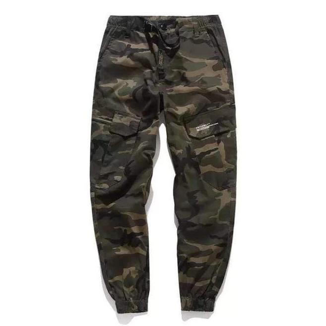 Hypest Fit Camouflage / M GUNTER Camo Joggers