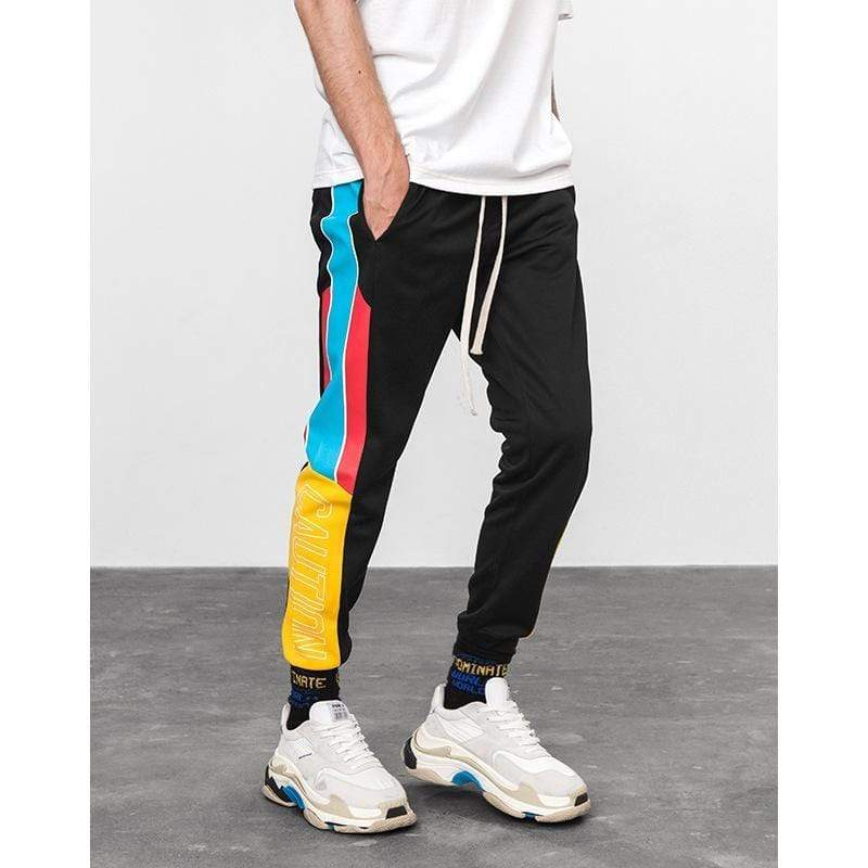 Hypest Fit CAUTION Sweatpants