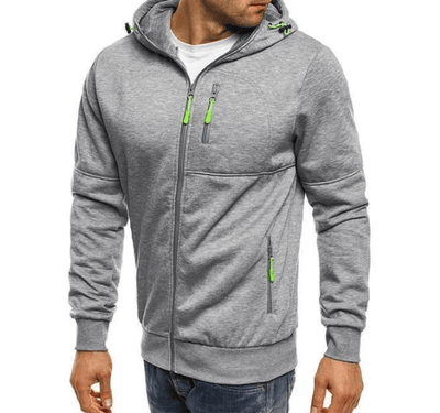 Hypest Fit Gray / S HERSELT HOODIE