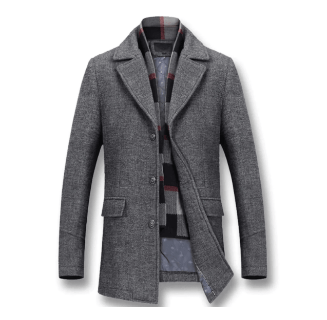 Hypest Fit Gray / XS HARPER JACKET