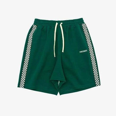 Hypest Fit Green / S FORTUNATE Shorts