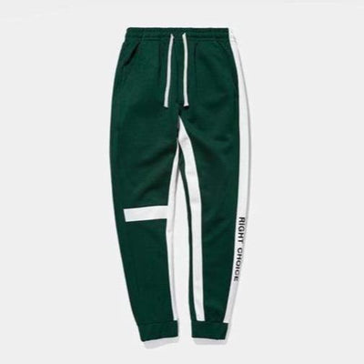 Hypest Fit Green / S RIGHT CHOICE Sweatpants