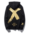 Hypest Fit hoodie XS / Black and Gold SACRILEGE Hoodie (3 colors)