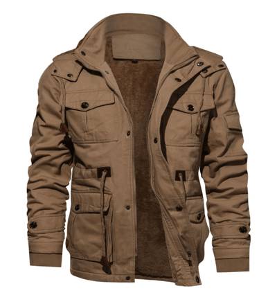 Hypest Fit Khaki / S GOBI COMMANDERS JACKET