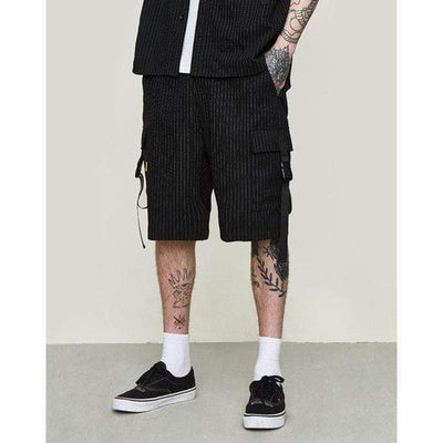 Hypest Fit MAKE Black Shorts