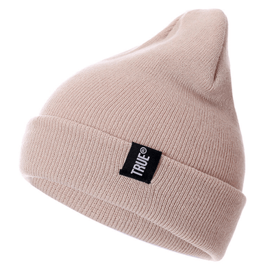 Hypest Fit One Size / Beige Soft Wool Beanie
